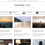 Pokama Lite WordPress Theme