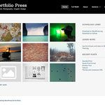 Portfolio Press Wordpress Theme