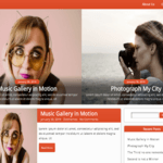 Pose Wordpress Theme