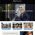 PostMagazine Wordpress Theme
