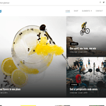 Preferred Magazine Wordpress Theme