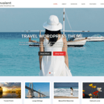 Prevalent WordPress Theme