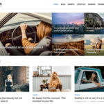 PridMag Wordpress Theme