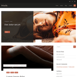 Priscila Wordpress Theme