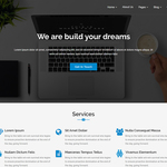 Profisme WordPress Theme