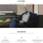 profoxbiz WordPress Theme