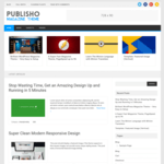 Publisho WordPress Theme