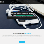 Pulsing Lite Wordpress Theme