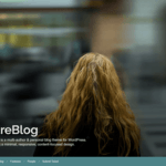 PureBlog Wordpress Theme