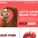 Pushan WordPress Theme