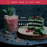 Quna Wordpress Theme
