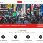 Rambo Wordpress Theme
