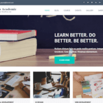 Rara Academic Wordpress Theme