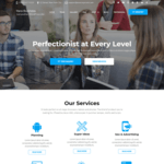 Rara Business Wordpress Theme