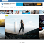 Rara Magazine Wordpress Theme