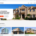 Real Estate Lite Wordpress Theme