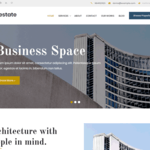 Realestate Base Wordpress Theme