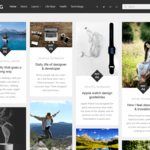 Reblog Wordpress Theme