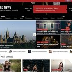 Refined News WordPress Theme