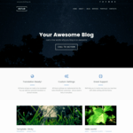 Refur WordPress Theme
