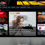 Regular News WordPress Theme