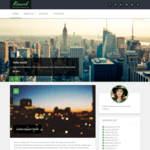 Renard WordPress Theme