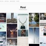 Resi WordPress Theme