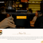 Restaurantz WordPress Theme