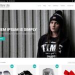 Rich Store Lite Wordpress Theme