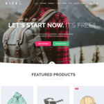 Rife Free Wordpress Theme