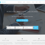 Robojob Lite WordPress Theme
