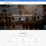 Rock Business Wordpress Theme