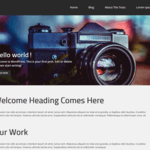 rockero Wordpress Theme