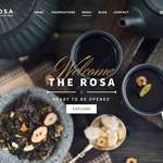 Rosa Lite WordPress Theme