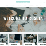 Roseta Wordpress Theme