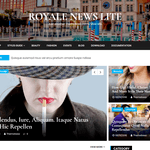 Royale News Lite Wordpress Theme