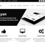 Ryan Wordpress Theme