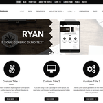 Ryan Business WordPress Theme