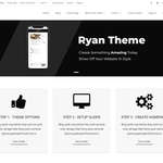 Ryan Magazine Wordpress Theme