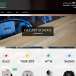 Sabino Wordpress Theme