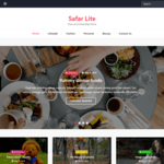 Safar Lite Wordpress Theme