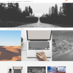 Savana Lite Wordpress Theme