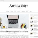 Savona Edge Wordpress Theme