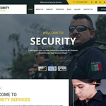 Secure Wordpress Theme