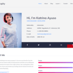 Selfgraphy Wordpress Theme