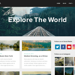 SEO Writers Blogily Wordpress Theme