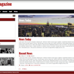 Seos Magazine Wordpress Theme