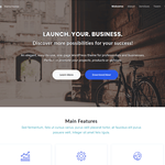 Serenity Lite Wordpress Theme