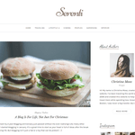 Serenti Wordpress Theme