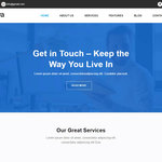 Sewa Wordpress Theme